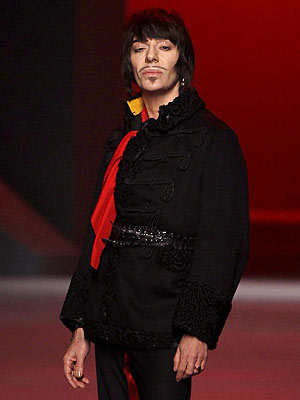 John Galliano Fired from Dior