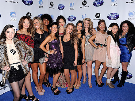 American Idol Votes Begin for Top 12 Women