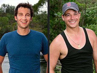 Survivor: Redemption Island - Recap and Results, Russell Hatch and Rob Mariano