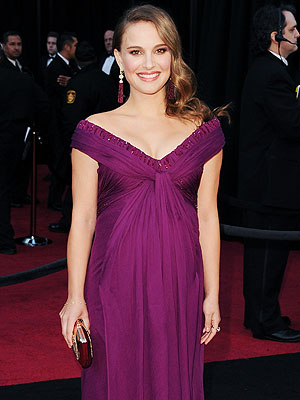 Oscars Red Carpet 2011 - Natalie Portman