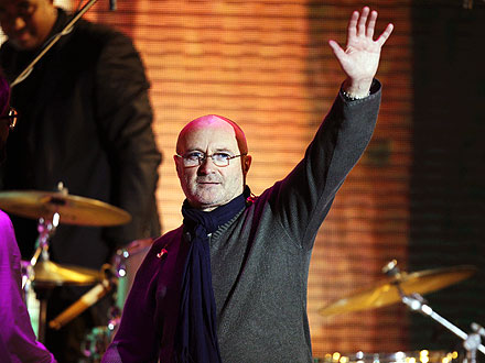 Phil Collins Is Not Retiring