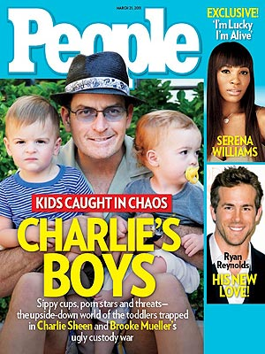 Charlie Sheen's Children: How They're Doing
