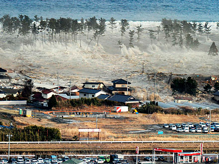 Japan Tsunami Death Toll Rising