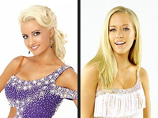 Holly Madison Has a Tip for Kendra Wilkinson's Sore Dancing Feet