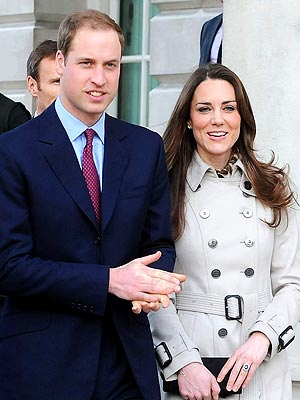 Prince William and Kate Middleton Get a Royal Blessing
