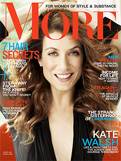 Kate Walsh Feels 'Like a Loser' for Not Having Kids