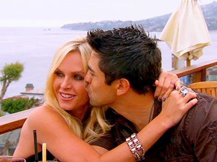 Real Housewives of Orange County - Tamra Barney and Eddie Judge