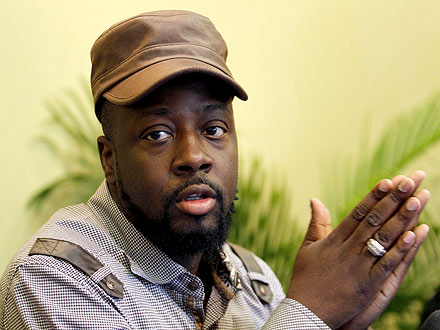 Wyclef Jean Shot in Haiti