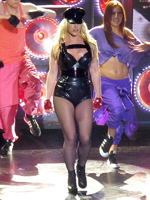 Britney Spears in Las Vegas: A Hit!