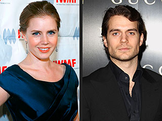 Amy Adams, Henry Cavill Star in Superman Reboot
