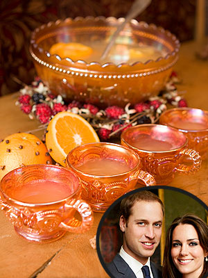 Prince William & Kate Middleton-Inspired Cocktail