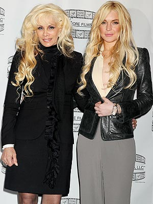 Lindsay Lohan to Play Victoria Gotti in Gotti: Three Generations Movie?