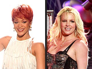 Rihanna and Britney Spears - S&M Remix