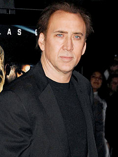 Nicolas Cage Back to Work After Arrest