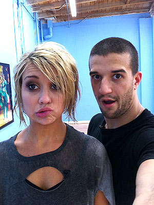 Rebecca Black's 'Friday' Performed by Chelsea Kane and Mark Ballas