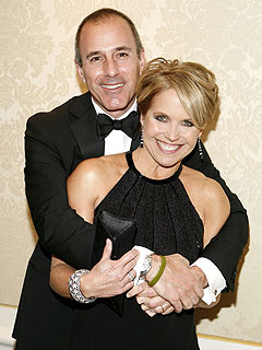 Katie Couric and Matt Lauer: Together Again?