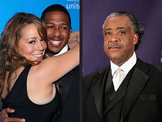 Mariah Carey & Nick Cannon Renew Vows with Rev. Al Sharpton