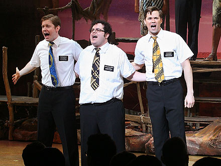 Tony Awards: Book of Mormon, Daniel Radcliffe, Al Pacino, Robin Williams