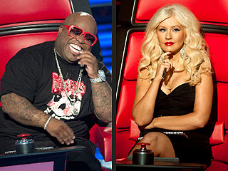 The Voice Judges Choose Teams: Cee Lo Green, Blake Shelton Recap