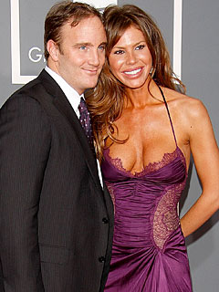 Nikki Cox & Jay Mohr Welcome a Boy