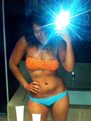 Jordin Sparks Bikini Photos, Pictures