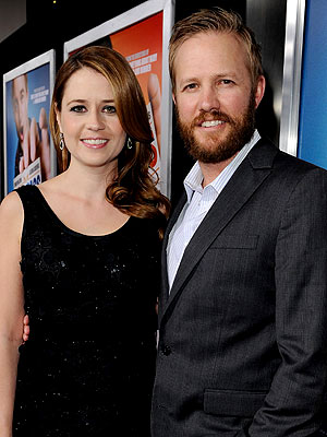 Jenna Fischer Son Weston Born
