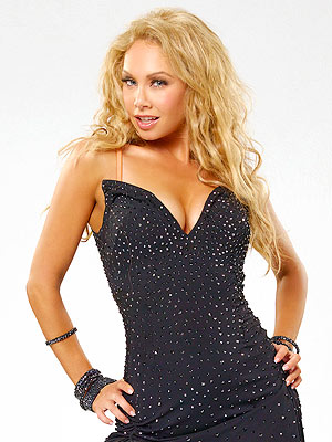 Dancing with the Stars - Kym Johnson Will Dance