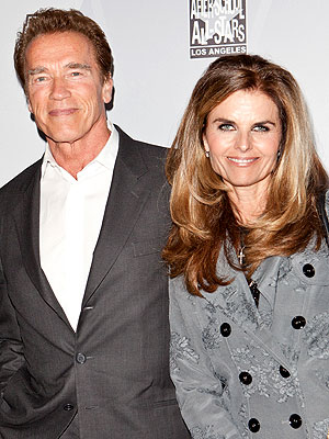 Maria Shriver Files for Divorce