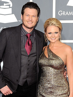 Miranda Lambert and Blake Shelton Marry!