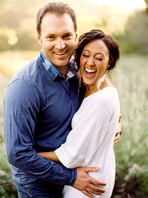 Tamera Mowry Gets Married!