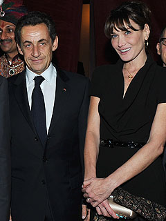 Carla Bruni, Nicolas Sarkozy Daughter Born