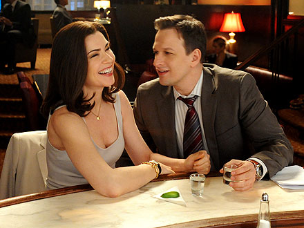 The Good Wife&#39;s Josh Charles Teases The Season Two Finale