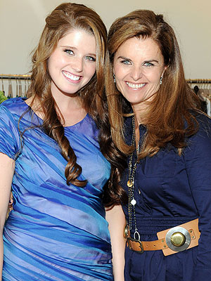 Maria Shriver Celebrates Daughter Katherine Schwarzenegger in L.A.