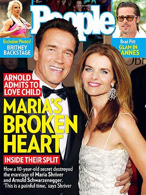 Maria Shriver & Arnold Schwarzenegger's Split - Inside Story