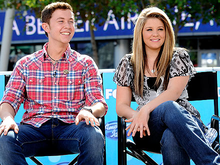 American Idol: Scotty McCreery and Lauren Alaina Prep for Finale