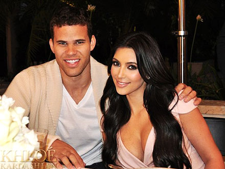 Kim Kardashian, Kris Humphries, Engagement Night