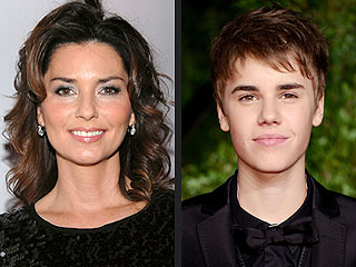 CMT Music Awards Presenters: Shania Twain, Justin Bieber