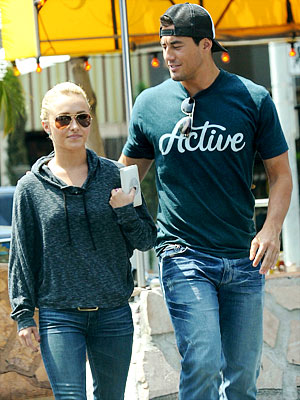 Hayden Panettiere, Scotty McKnight Split