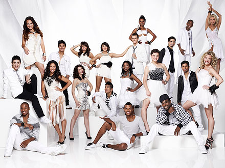 So You Think You Can Dance: Top 20 Finalists