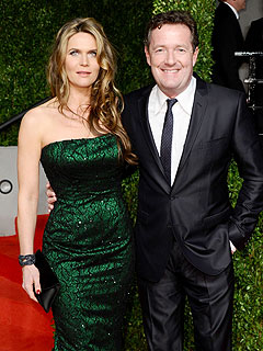 Piers Morgan, Wife Expecting a Baby