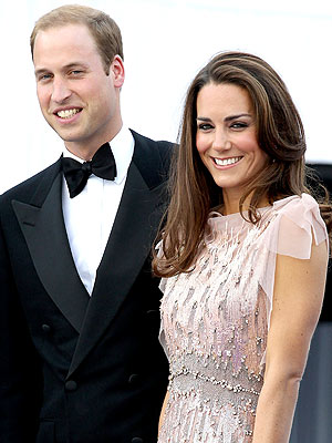 Prince William, Kate Middleton's London Night Out