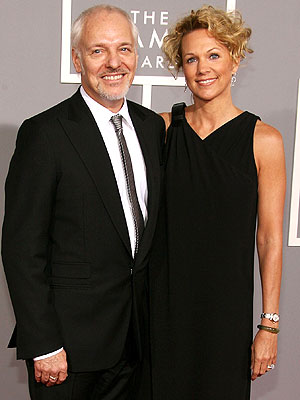 Peter Frampton: Divorcing Wife of 15 Years