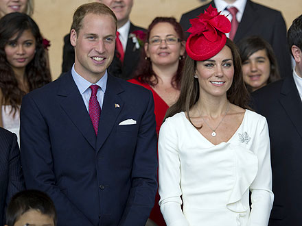 Canada Day Celebrations Welcome William and Kate