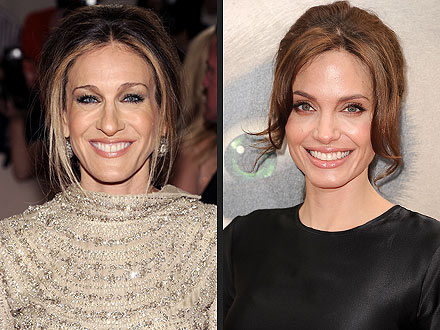 Sarah Jessica Parker, Angelina Jolie Are Top Paid Actresses