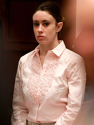 Caylee Anthony's Mom Casey Anthony Innocent