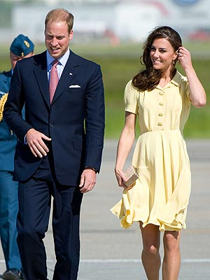 Prince William, Kate Middleton Quotes From Canada Tour