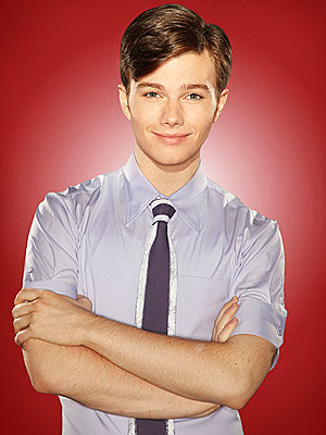 Chris Colfer's 'Glee'-ful Meal