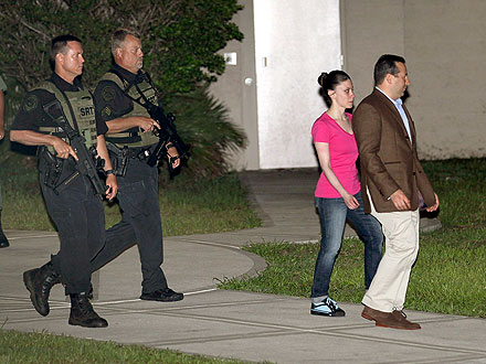 Casey Anthony Hiding: Is She in California?