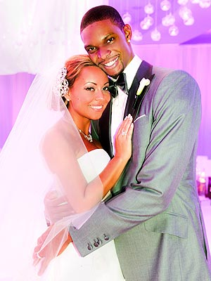 Chris Bosh's Wedding Was 'Royal Wedding of Miami'