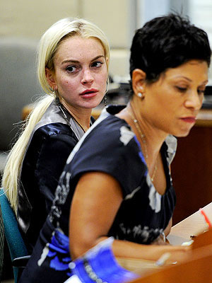 Lindsay Lohan to Judge: I Can't Afford Private Counseling